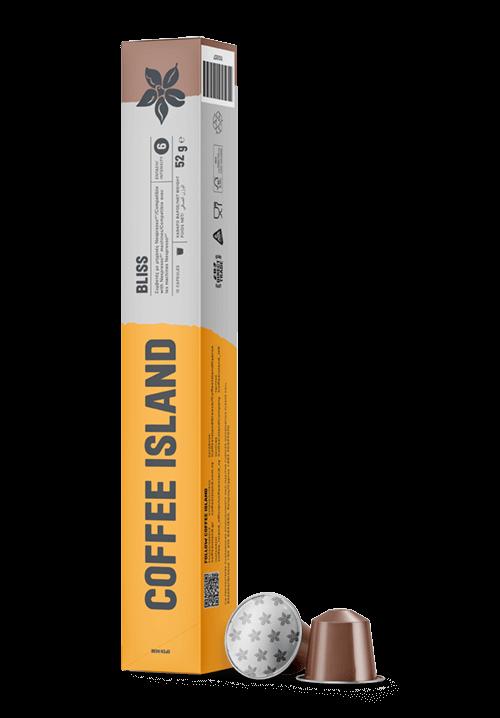 Aluminium Capsules Espresso Bliss (10 pieces)